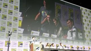 """Bumblee"" Movie SDCC Panel Clip - Jon Cena - 7-20-18"