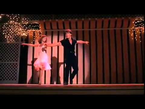 Dirty Dancing   Time of my Life Final Dance   High Quality