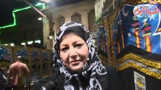 عفاف شعيب تنعى مؤسسة أخبار اليوم لفقيدها أحمد رجب
