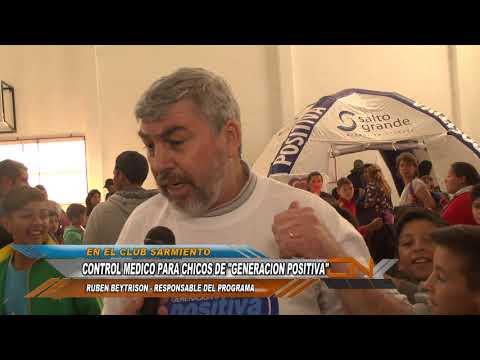 Salto Grande realizó Jornada de prevención y educación para la salud