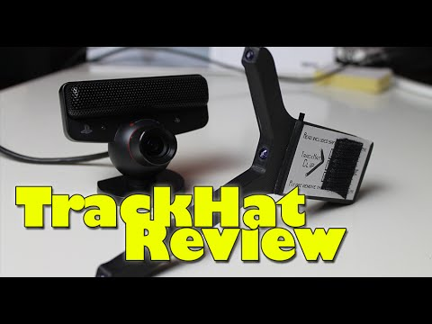 TrackHat Review - Affordable Head tracking - Better Than TrackIR?