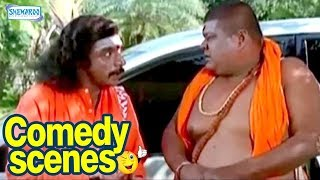 Kalpana movie Comedy - Scene 06 - Upendra - Kannada Comedy Scenes