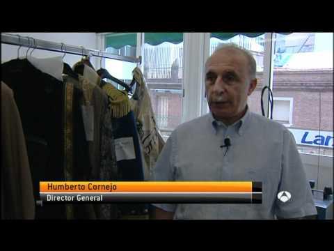 Reportaje Sastreria Cornejo