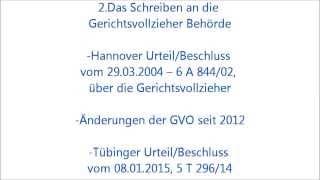 ARD ZDF Beitragsservice/GEZ gestoppt