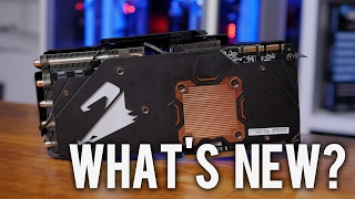 AORUS GTX 1080 Xtreme Edition - What's New?