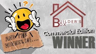 Builder's Box WINNER and other TALK