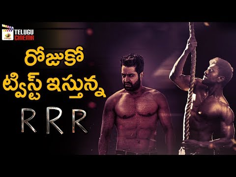 RRR Movie Latest Update | Jr NTR | Ram Charan | SS Rajamouli | MM Keeravani | Mango Telugu Cinema