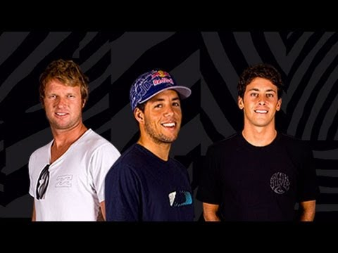 Quik Pro NY -- T. Burrow, A. De Souza, J. Flores - R4 H1
