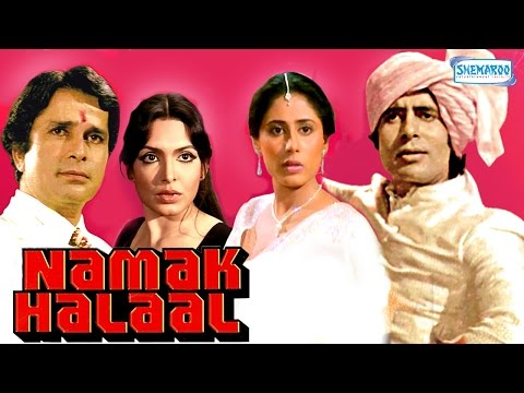 Namak Halaal - Amitabh Bachchan - Shashi Kapoor - Parveen Babi - Hindi Comedy Movie video