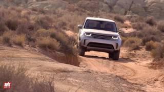 2017 Land Rover Discovery [ESSAI] : le SUV préféré de Sammy