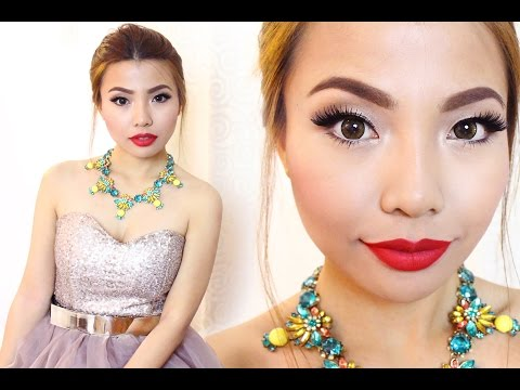 PROM 2015 Make Up for Filipina Girls (using Drugstore products)