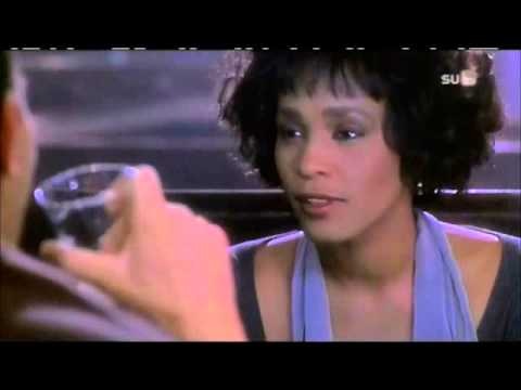 The Bodyguard - Date Night Pt 2   Whitney Houston video