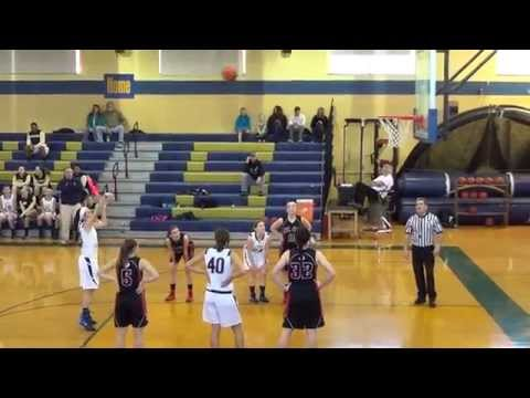 Highlights of Audrey Wilson #10, Holy Spirit High School