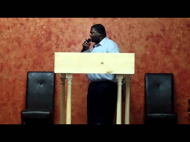 "Apostle R. D. Thompson  "" The Process Of Eliminati"