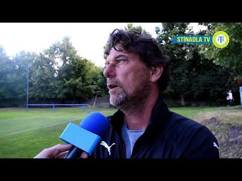 Rozhovory po utkání s Ústím nad Labem (27.6.2018)