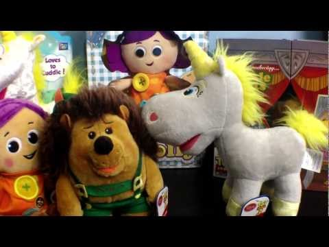 Toy Story Collection Wave 3 Reviews (Dolly. Buttercup. Mr. Pricklepants)