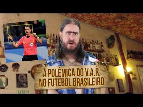 Plantão do Chico: A Polêmica do V.A.R. no Futebol Brasileiro thumbnail