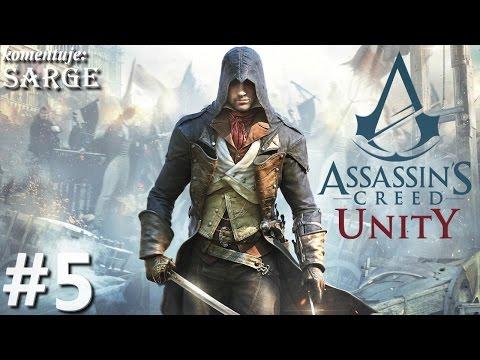 Zagrajmy w Assassins Creed Unity PS4 odc. 5 Zabójstwo templariusza Siverta