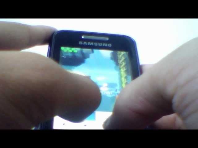 Navod ako nainstalovat hry do samsung 5310