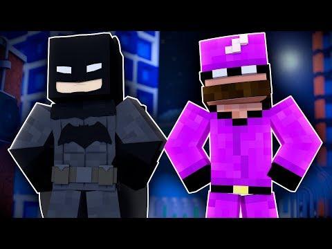 Minecraft Friends - BATMAN !? (Minecraft Roleplay)