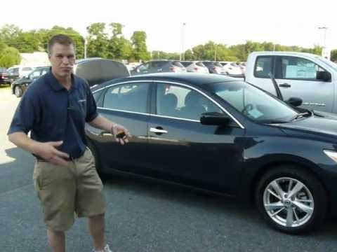 The stylish new 2013 Nissan Altima reviewed by Nissan expert Brad Kleinnburg of Preston Nissan - He takes you on a quick tour of the 2013 Nissan Altima ...