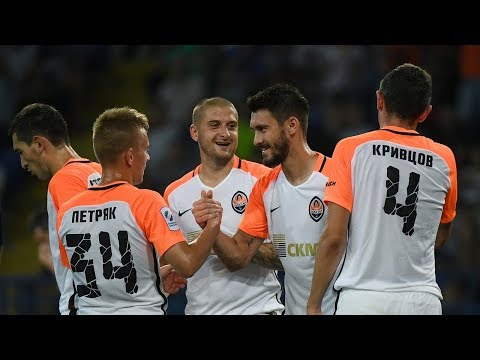 Shakhtar 3-1 Mariupol. Highlights (5/08/2017)
