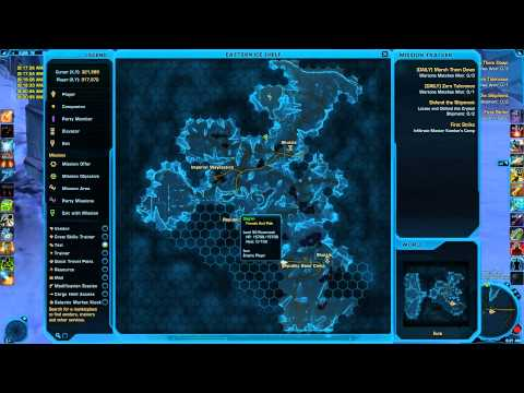 [SWTOR] Datacrons of Ilum (Empire) - A Guide by Degren of Friends and Pals [HD]