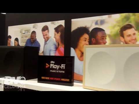 CEDIA 2016: Onkyo Shows NCP-302 Wireless Audio Speaker for Multiroom Wireless Audio