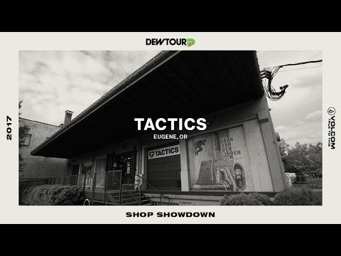 Shop Showdown Round 1 | Tactics