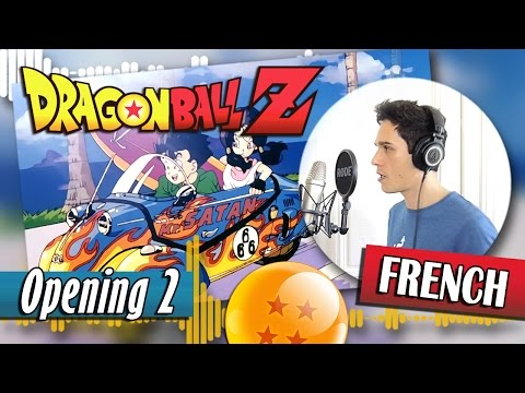 ▶️ [French Cover] Dragon Ball Z - We Gotta Power (Générique/Opening 2)