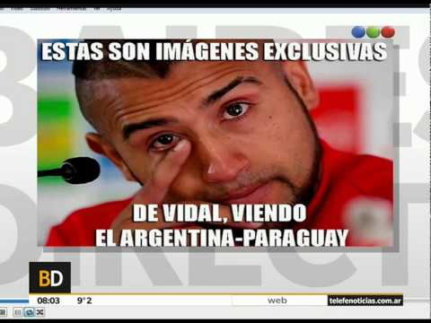 Argentina goleó a Paraguay: los memes - Telefe Noticias