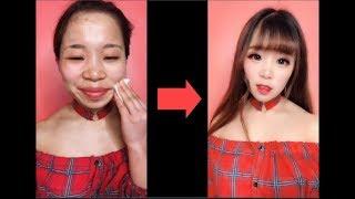 Vịt hóa thiên nga - Đỉnh cao của makeup - Makeup challenge - Makeup Art