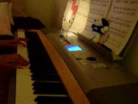 Sad Love Story Theme-- Piano video