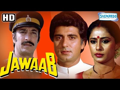 Jawab {HD} - Raj Babbar - Smita Patil - Suresh Oberoi - Danny Denzongpa - Old Hindi Movie