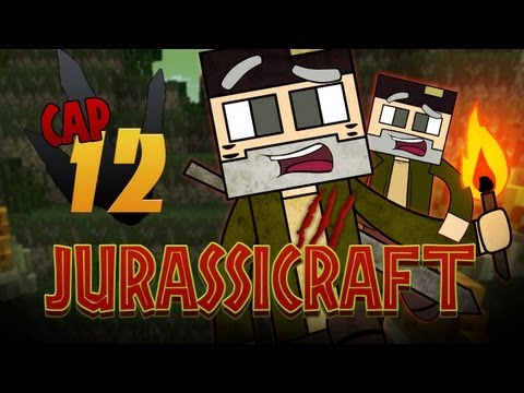 """FAILOSAURIO!!"" JURASSICRAFT! Episodio 12 
