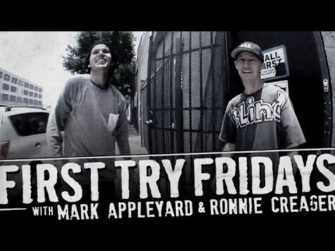 Mark Appleyard - First Try Friday