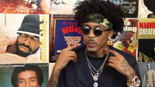 "August Alsina On Groping Incident: ""It Made Me Cringe"""