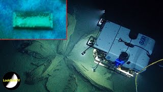 Giant Monolith Sea Anomaly Discovery In Bahamas! UFO Satellite Catches Mystery Sea Objects May 2016