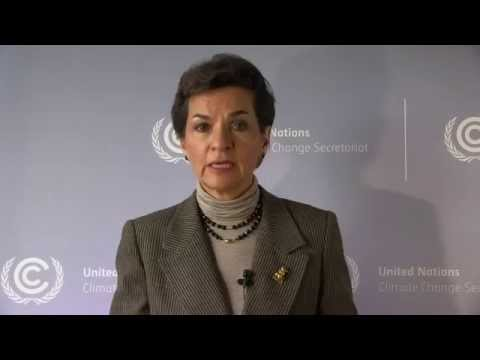 Christiana Figueres addresses 2014 Climate Leadership Conference
