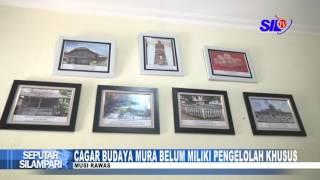CAGAR BUDAYA MURA BELUM MILIKI PENGELOLAH KHUSUS