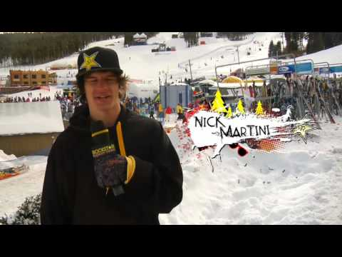 SKI Nick Martini Roadtrippin' Episode 2