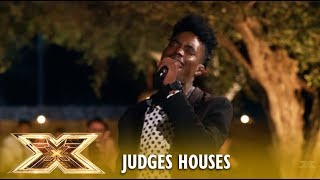 Dalton Harris: Emotional Singer from Jamaica Gives EVERYONE Chills! AMAZING! | The X Factor UK 2018