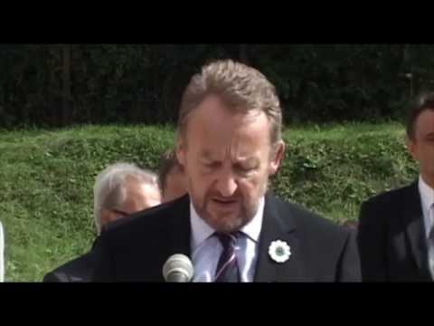 21.09.2014. Srebrenica - Govor Bakir Izetbegović
