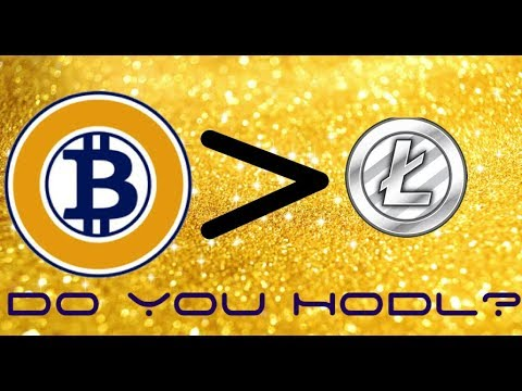 Bitcoin Gold The New Litecoin?