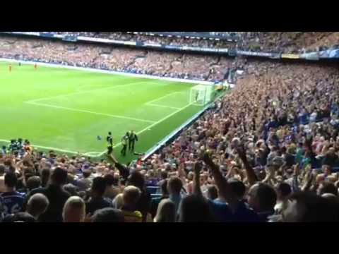 Didier Drogba Back At Stamford Bridge v Leicester