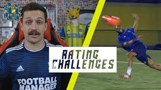 WHO IS HASHTAG'S FASTEST PLAYER? - RATING CHALLENGES #1