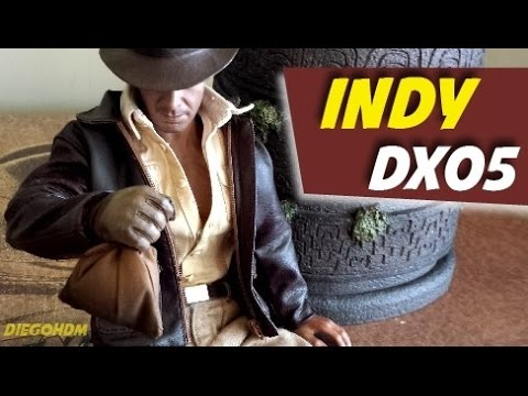 Hot Toys Indiana Jones DX05 Review / DiegoHDM