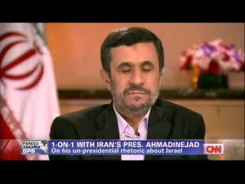 Fareed Zakaria GPS Full Interview Iranian President Mahmoud Ahmadinejad 2012 part 2