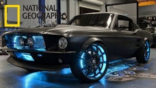 Ford Mustang / Megafactories (National Geographic HD)