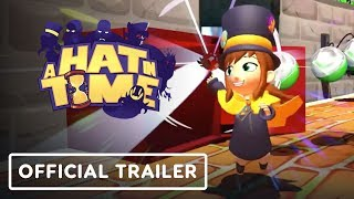A Hat in Time - Nintendo Switch Official Release Date Reveal Trailer